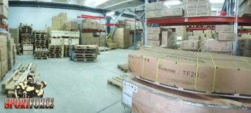 Остатки на складе